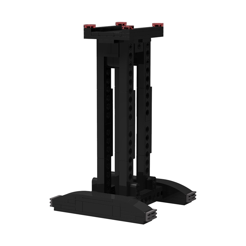 MOC-17299 Shuttle Tydirium Display Stand - LEGO 75094 set