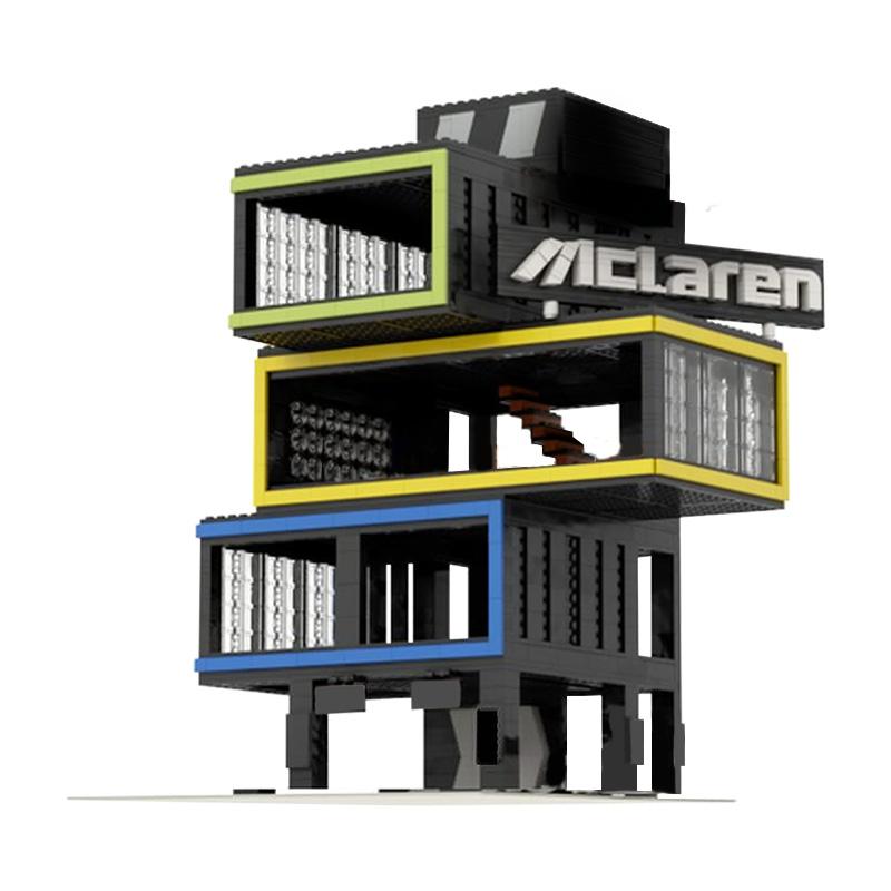 MOC-46907 Motor Studio Modular (2020)