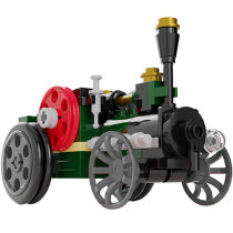 MOC-18692 Little Workhorse-Traction Engine