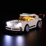 1974 Porsche 911 Turbo 3.0 #Lego Light Kit for 75895