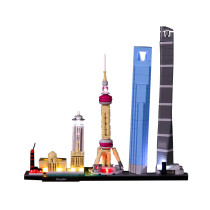 Shanghai #Lego Light Kit for 21039