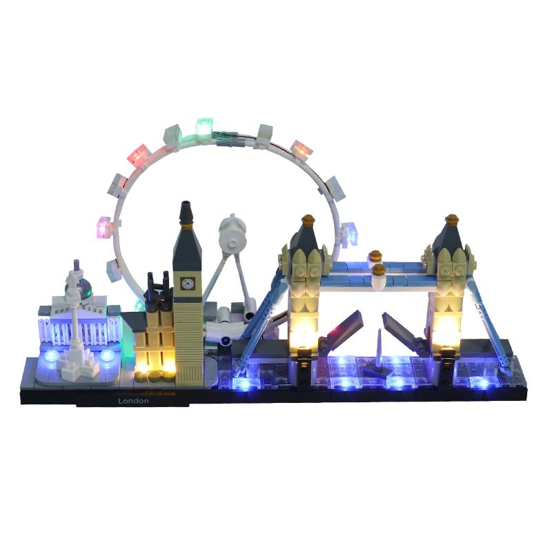London #Lego Light Kit for 21034
