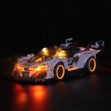 McLaren Senna #Lego Light Kit for 75892
