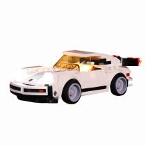 1974 Porsche 911 Turbo 3.0 #Lego Light Kit for 75895