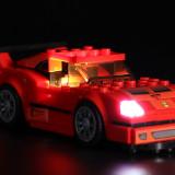 Ferrari F40 Competizione #Lego Light Kit for 75890