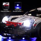 Porsche 911 RSR Light Kit for 42096