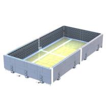 MOC-29504 Custom Skania ballast platform