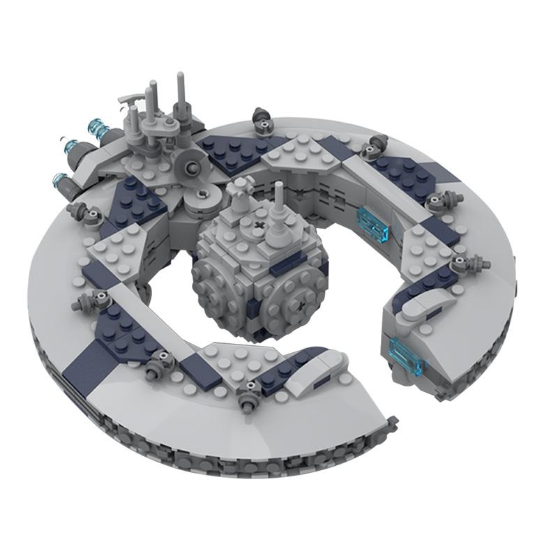 MOC-42518 Lucrehulk-Class Battleship (Droid Control Ship)