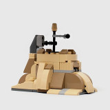 MOC-9599 The Jedha City for Microfighter ISD