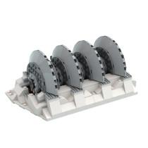 MOC-23845 Hoth 4-Tier Main Power Generator