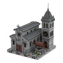 MOC-33985 Medieval Church