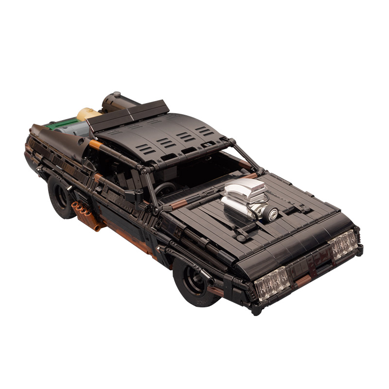 MOC-35846 Black Interceptor