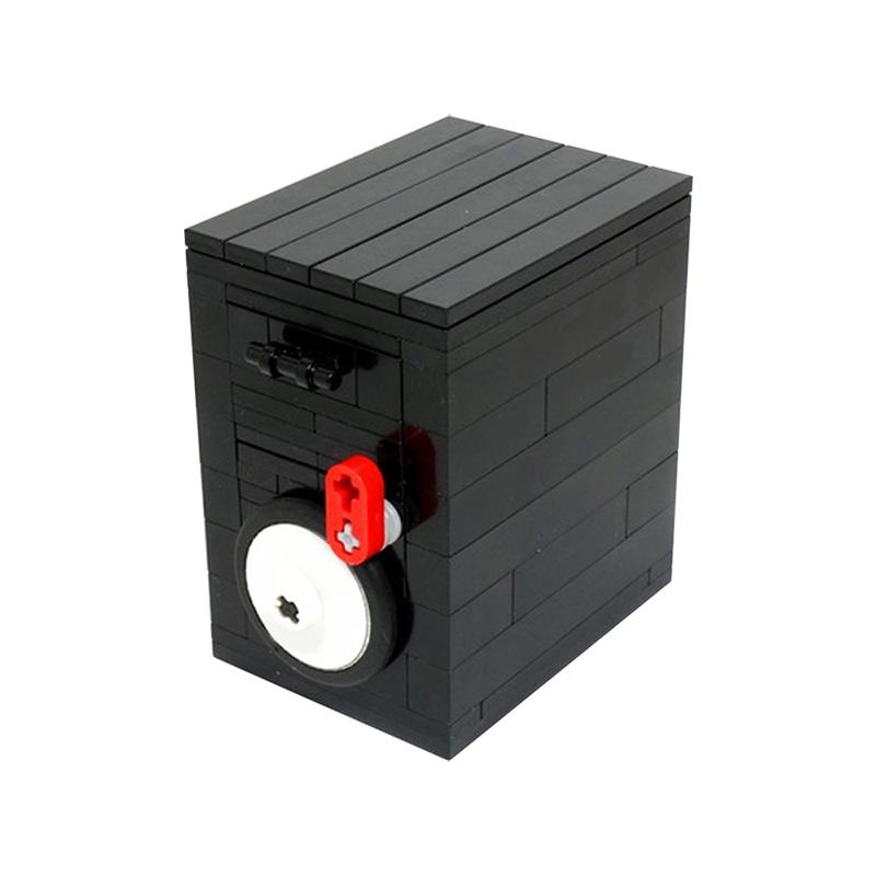 MOC-6617 Working Mini Combination Safe