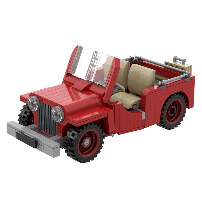 MOC-34762 10258 - Jeep Wills
