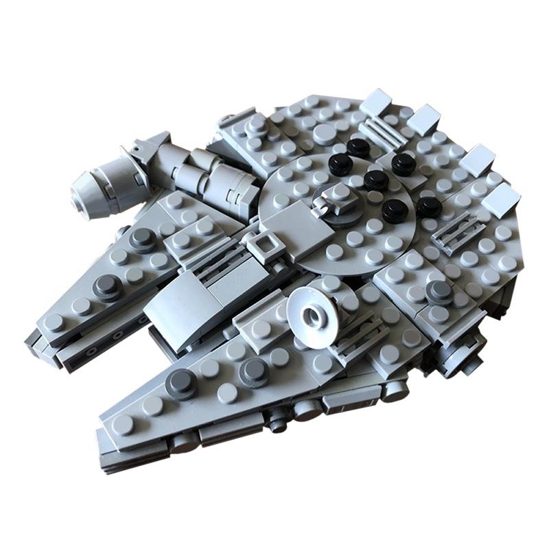 MOC-44887 SW midi-scale Millenium Falcon