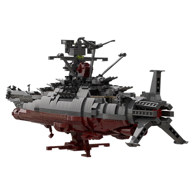 MOC-31693 Space Battleship Yamato