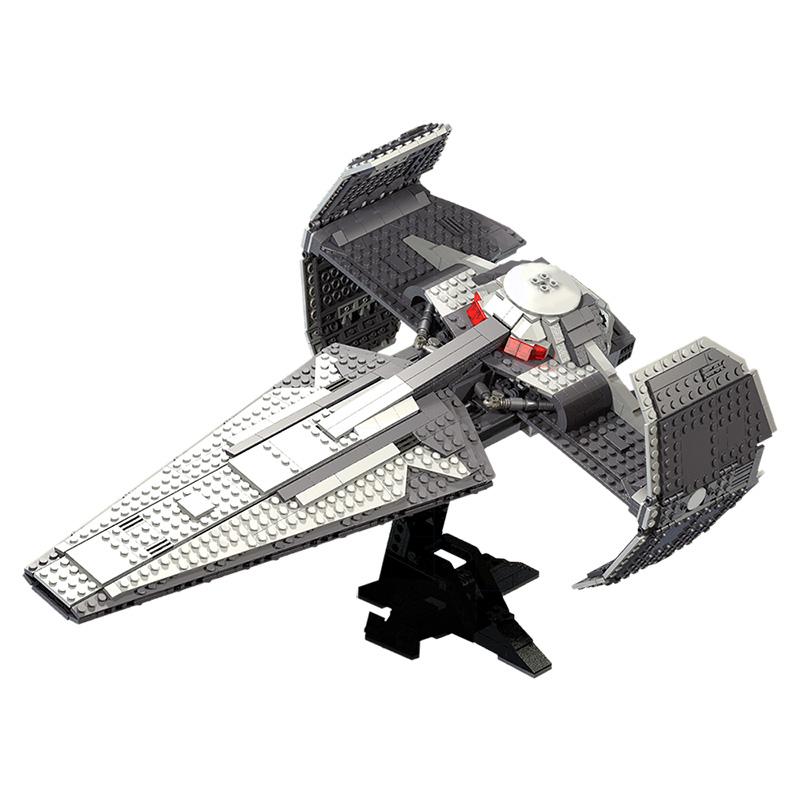MOC-4265 UCS Sith Infiltrator