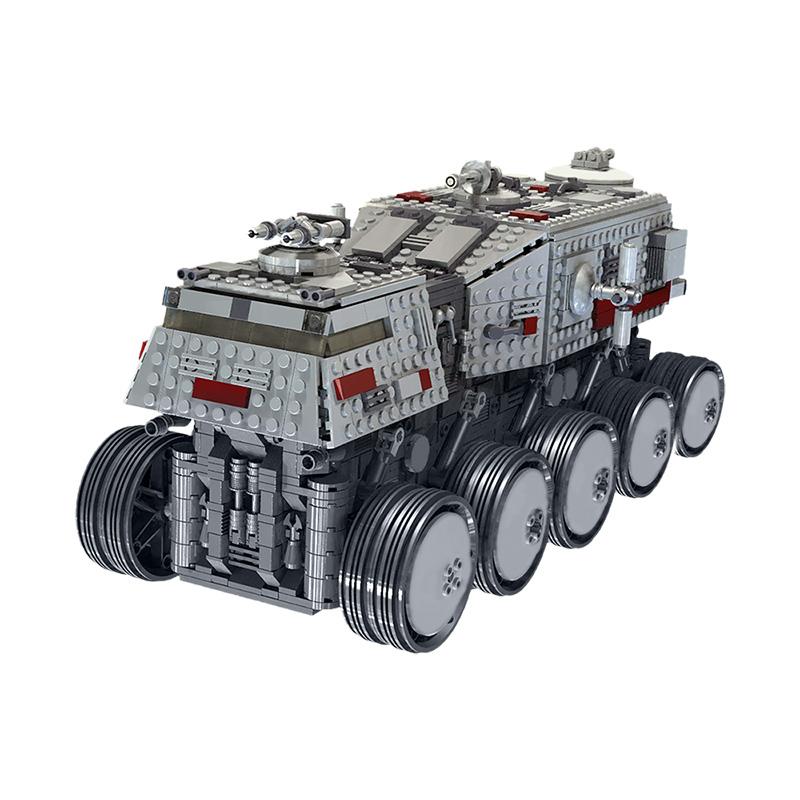 MOC-0261 UCS Juggernaut-UCS