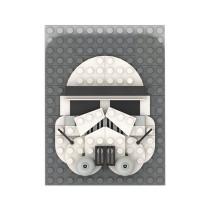 MOC-45084 Stormtrooper Brick sketch mosaic