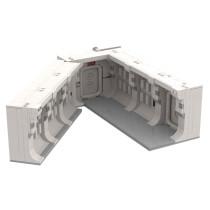 MOC-40359 Tantive IV Main Corridor with Airlock Doorway