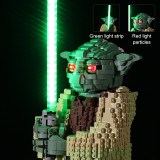 Yoda # Lego Light Kit for 75255
