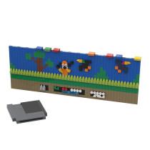 MOC-49649 71374 Duck Hunt | Nintendo Entertainment System Alternative Build