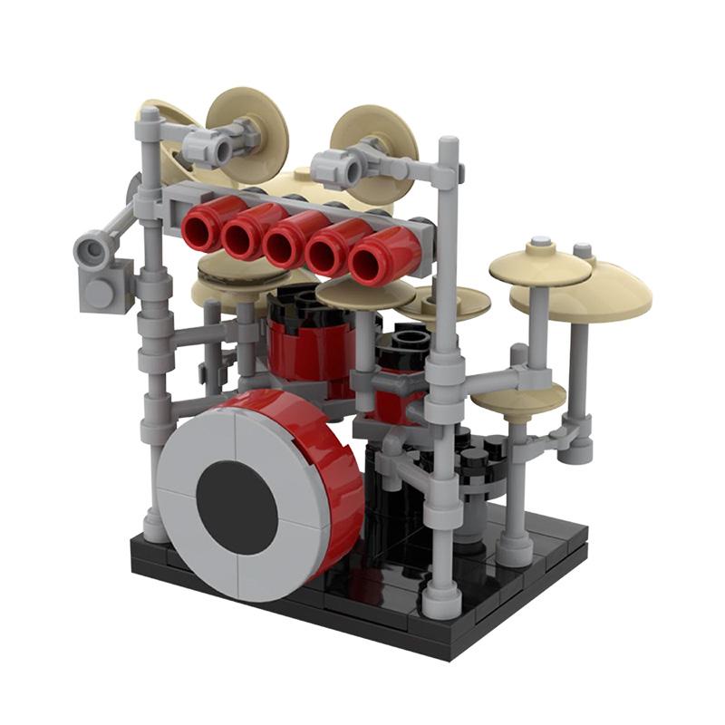 MOC-24121 Drum Kit