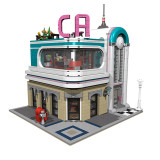 MOC-32566 Downtown Diner California