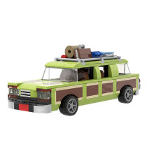 MOC-22175 National Lampoon's Wagon Queen 1983 Family Truckster Station Wagon