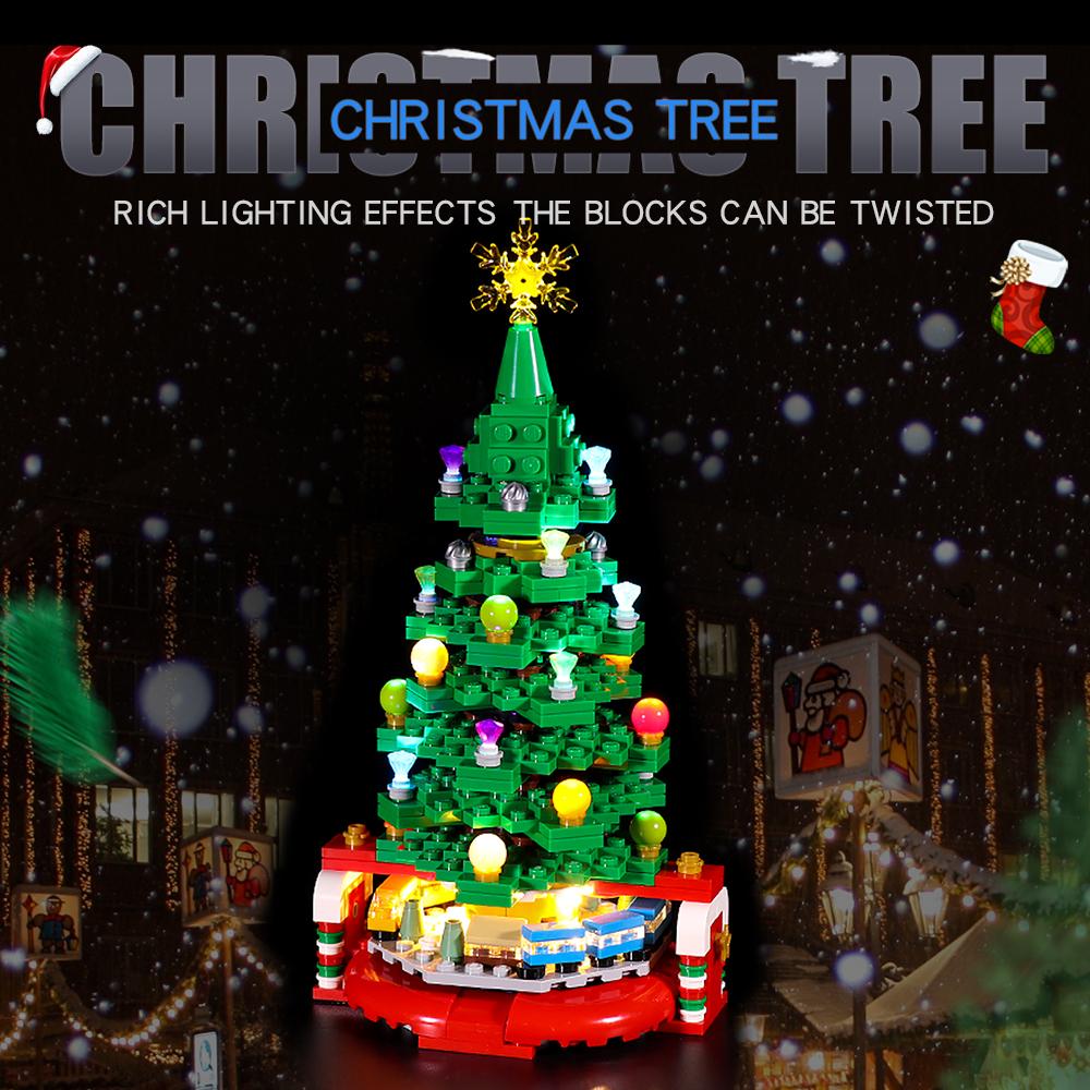 LEGO CHRISTMAS TREE 40338 LIGHT KIT