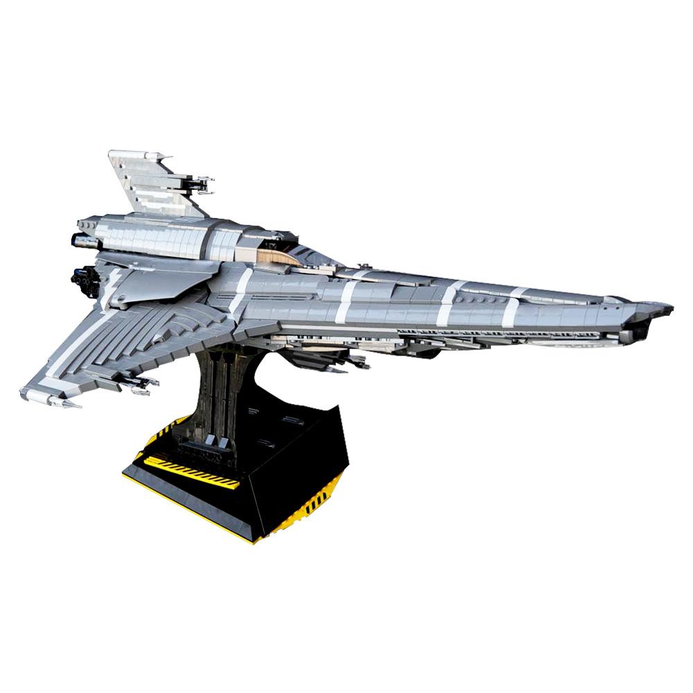 UCS Colonial Viper Mk. VII - BattleStar Galactica