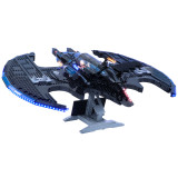 1989 Batwing # Lego Light Kit for 76161