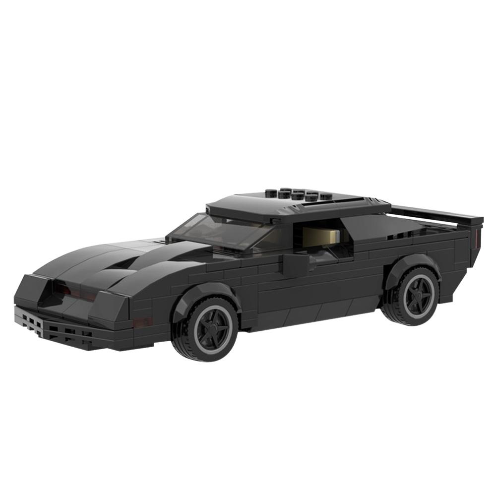 MOC-21389 Knight Rider KITT   Pontiac Firebird