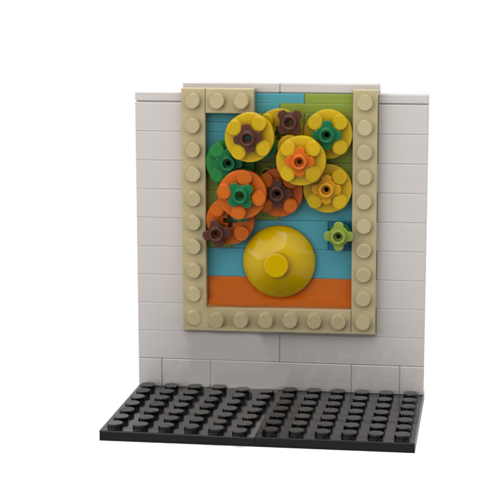 MOC-52297 Sunflowers - Van Gogh (gallery)