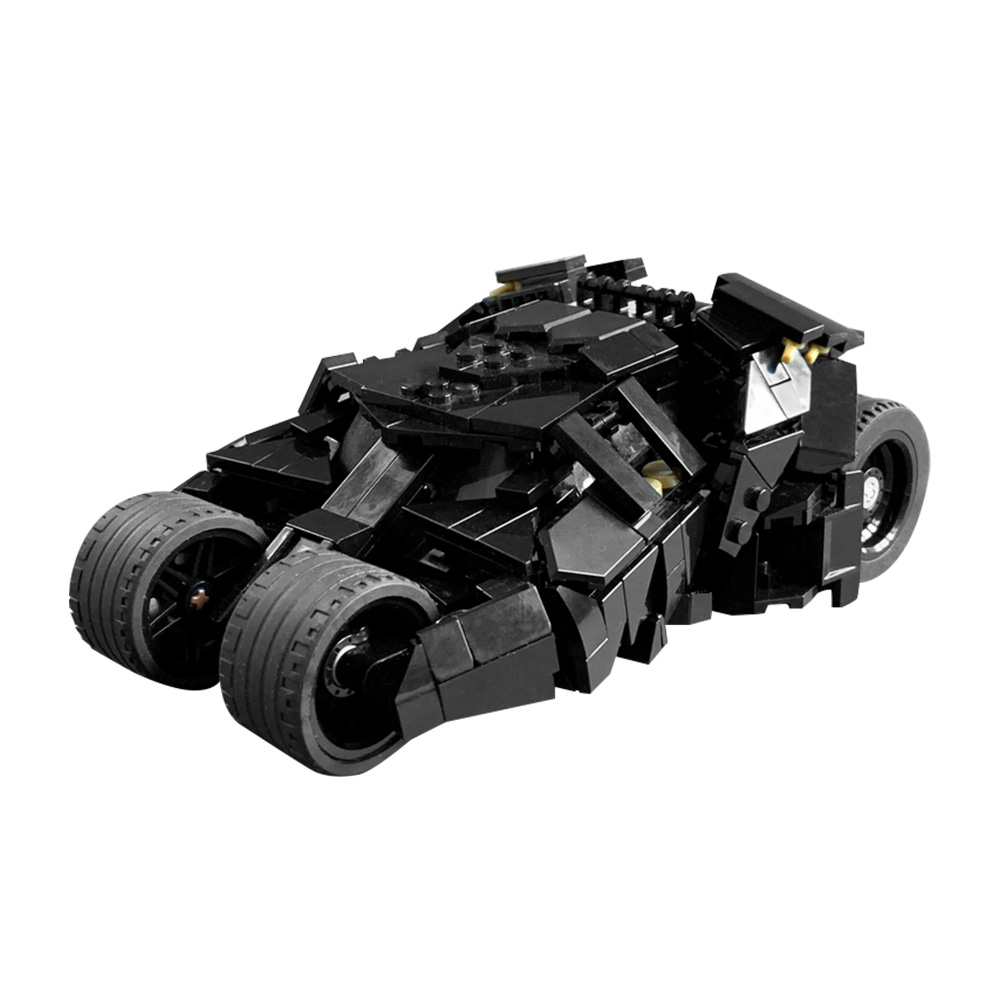 MOC-40543 The Dark Knight Tumbler