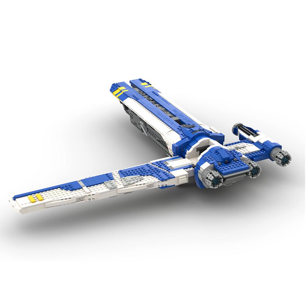 MOC-44568 Stinger Mantis (Fallen Order)