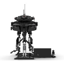 MOC-43368 Imperial Probe Droid - UCS Scale