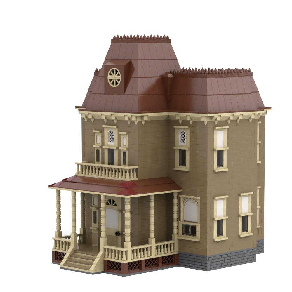 MOC-27789 Psycho House