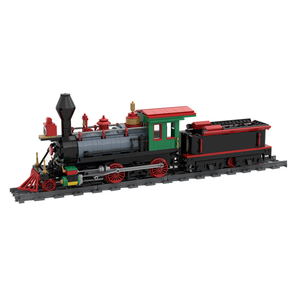 MOC-48524 Grizzly Flats Loco