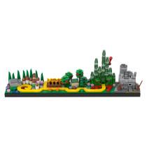 MOC-53107 The Wizard of Oz skyline