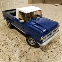 MOC-30410 10265 Pickup Truck