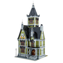 MOC-49479 Old Mansion - 10273 Haunted House