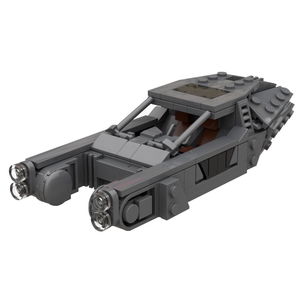 MOC-29014 Blade Runner 2049 K's Spinner