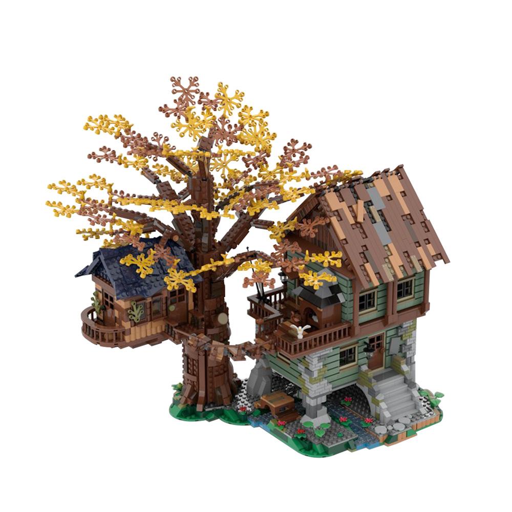 MOC-40180 Lonely Hut
