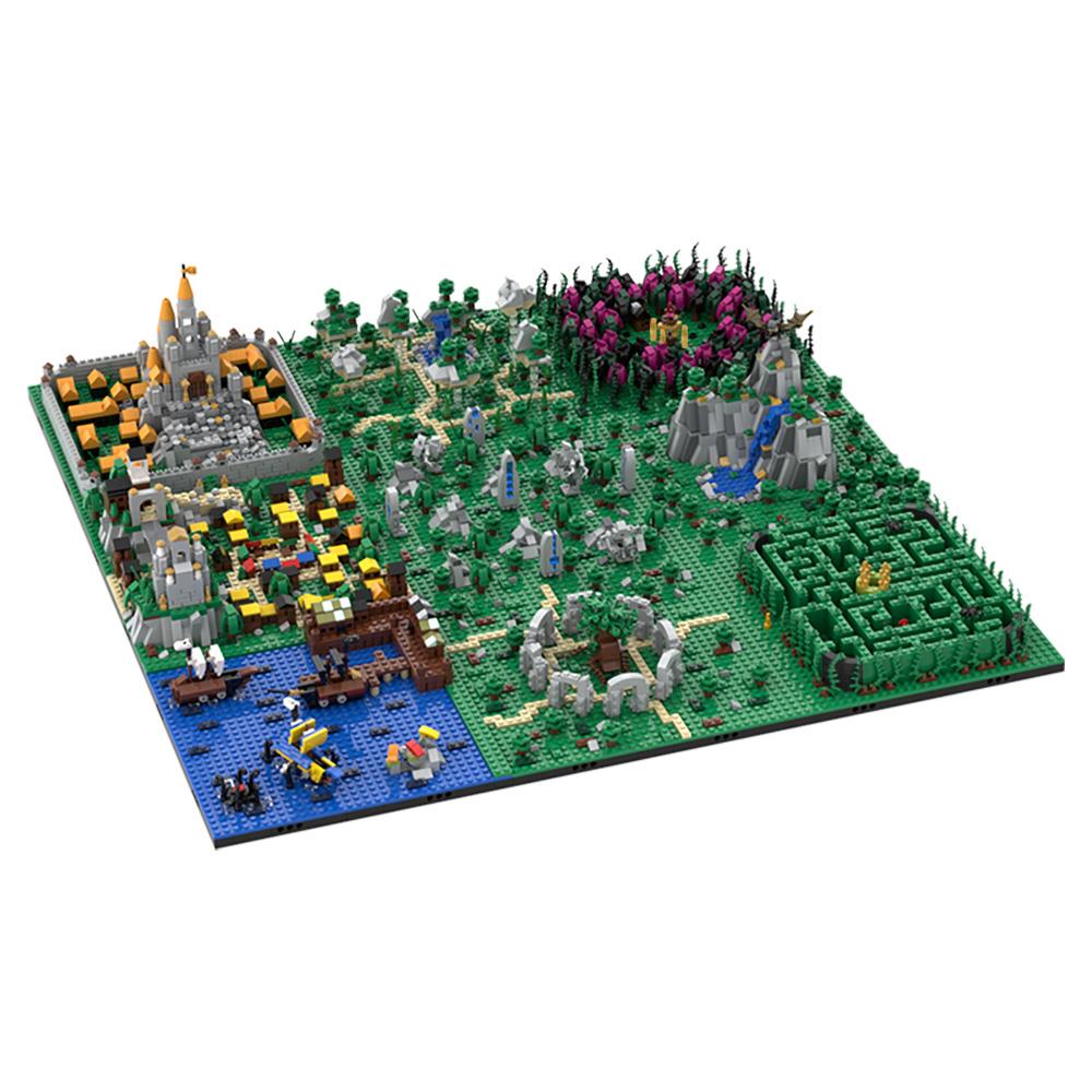 MOC-35337 Fantasy World