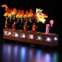 China Regional-Exclusive LEGO Dragon Dance 80102