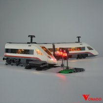 High-speed Passenger Train #60051