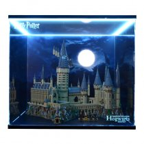Acrylic Display box - Harry Potter Hogwarts Castle #71043