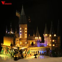 Harry Potter Hogwarts Castle #71043