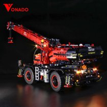 Rough Terrain Crane #42082